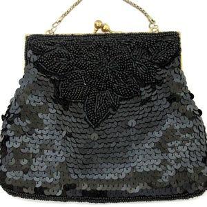 La Regale Beaded Evening Bag - Vintage